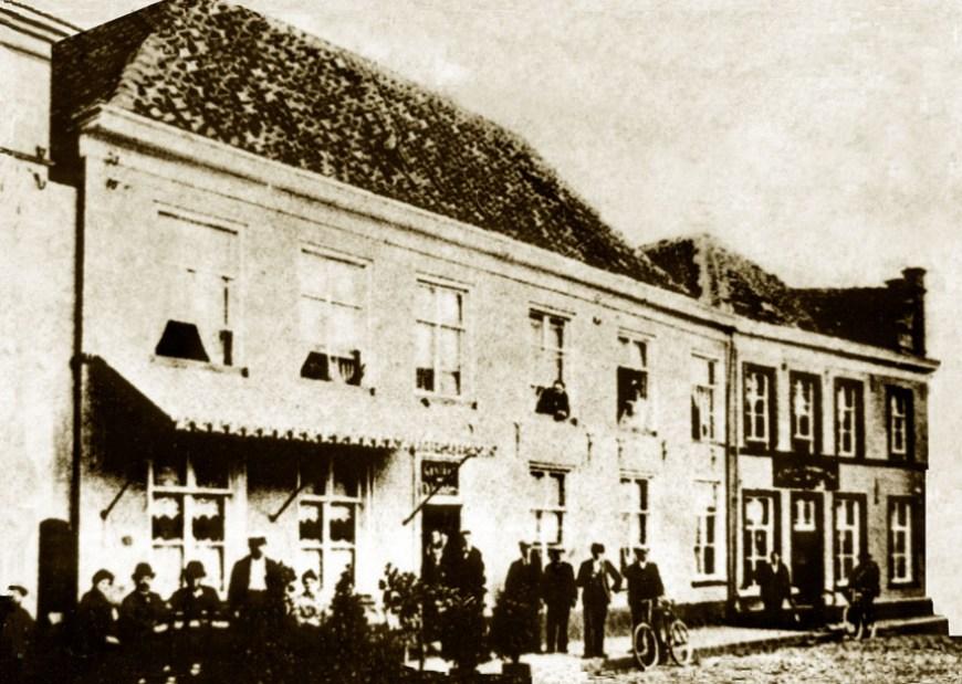History Hotel Wanders Emmerich Kleve
