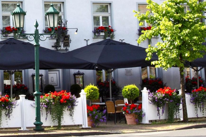 Hotel Restaurant Wanders Emmerich Am Rhein