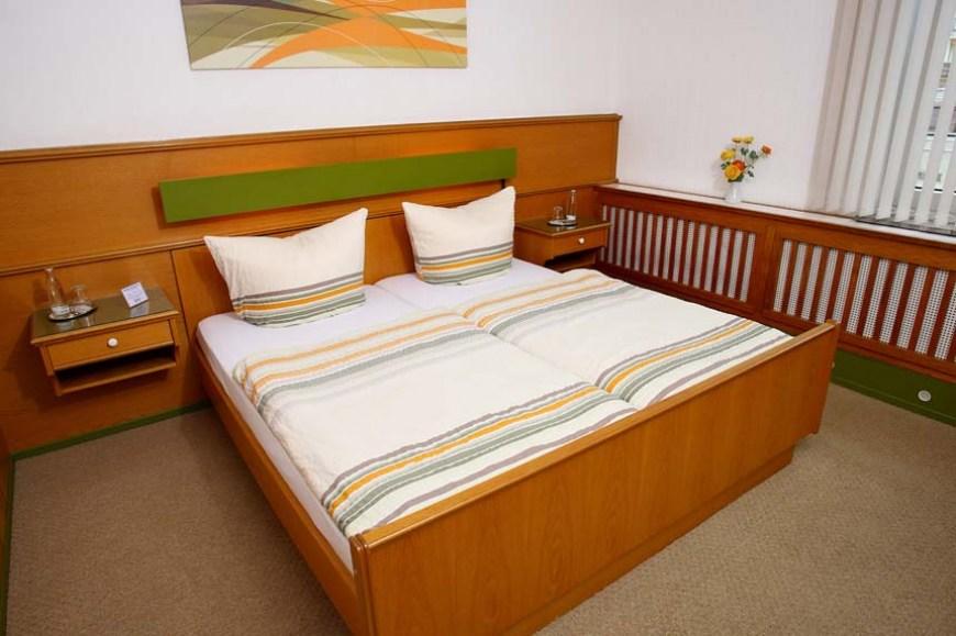 Doppelzimmer Economy Hotel Wanders Emmerich Kleve