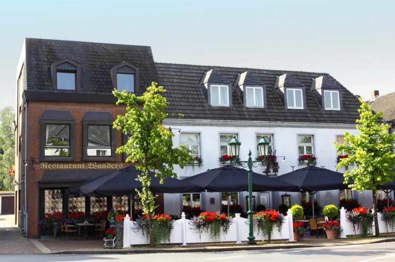 Hotel Restaurant Wanders Emmerich Elten